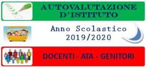 Autovalutazione d'Istituto 2019/2020